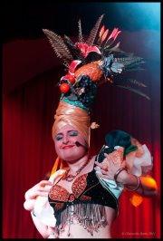 Burlesque show ->Roma