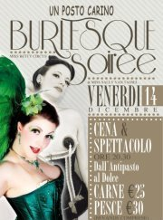 Burlesque Soiree